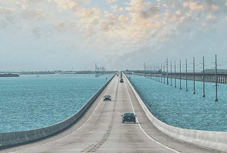 Estrada da Flórida - fevereiro