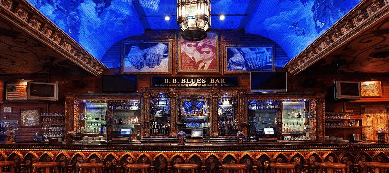 House of Blues na Disney Springs