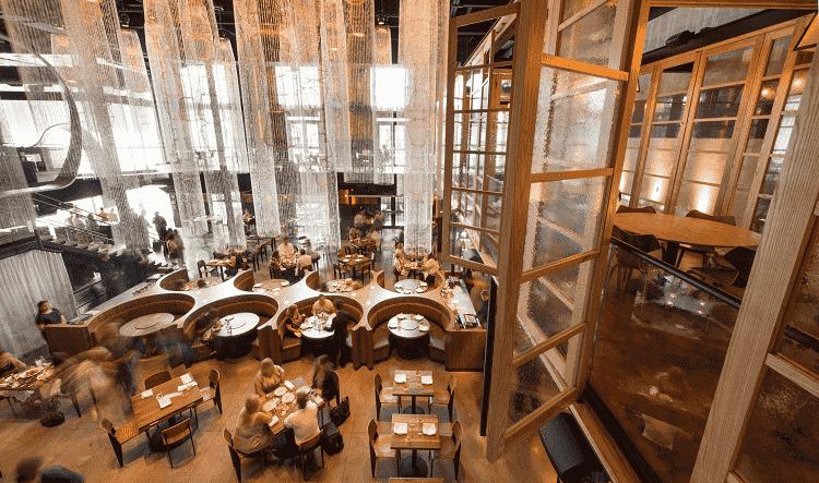 Restaurante Morimoto no Disney Springs em Orlando