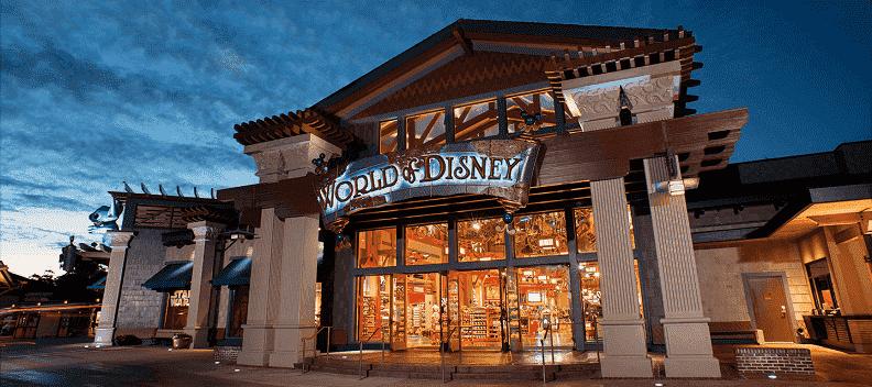 Loja The World of Disney