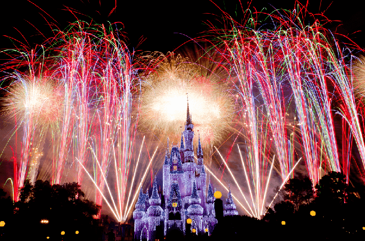 Shows da Disney em Orlando