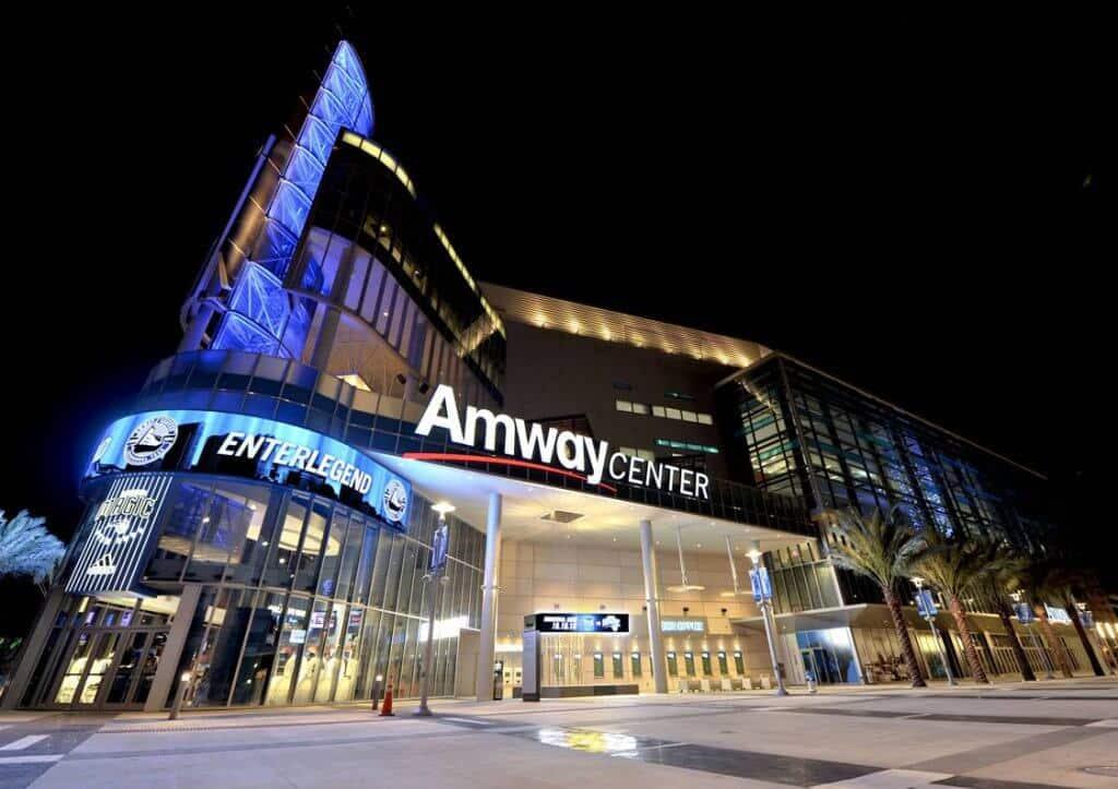 Amway Center em Orlando