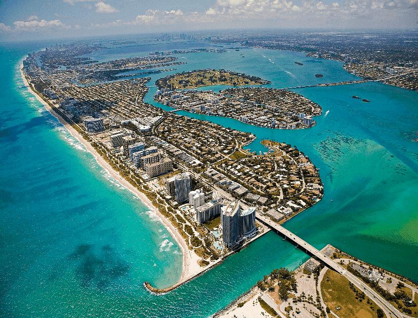 Região de Miami Beach