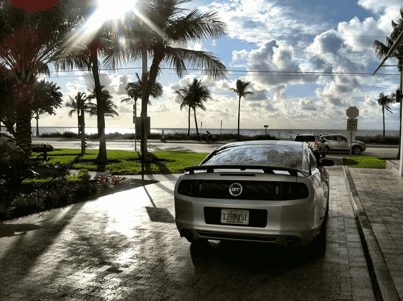 Aluguel de carro na Flórida