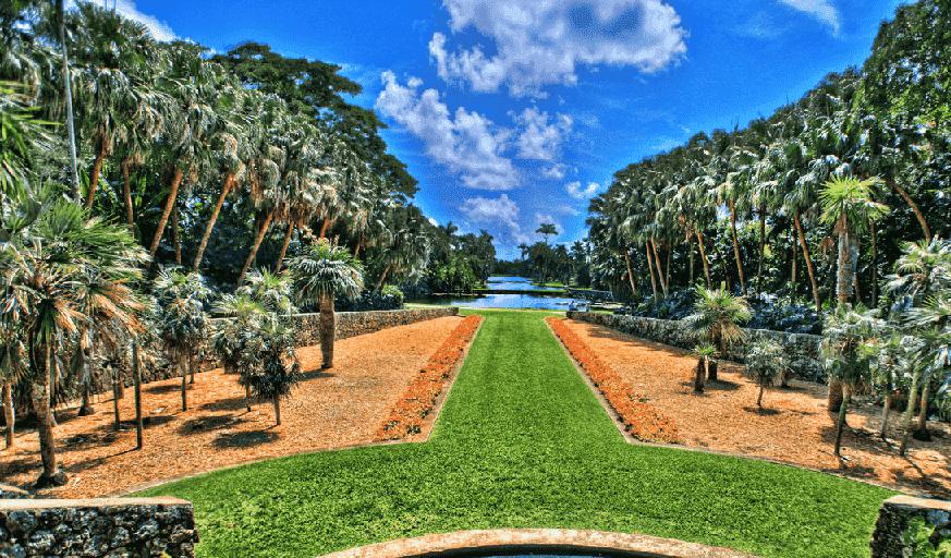 Fairchild Tropical Garden em Miami