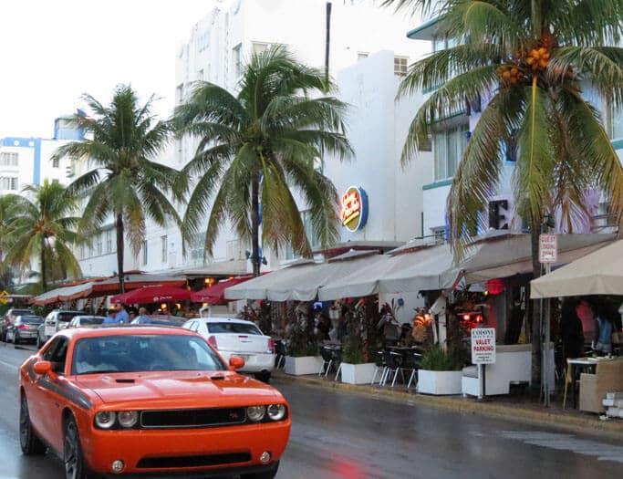 Alugar carro em Miami