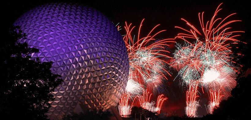 Ano-Novo em Orlando