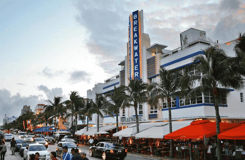 Final de Semana de Art Déco em Miami