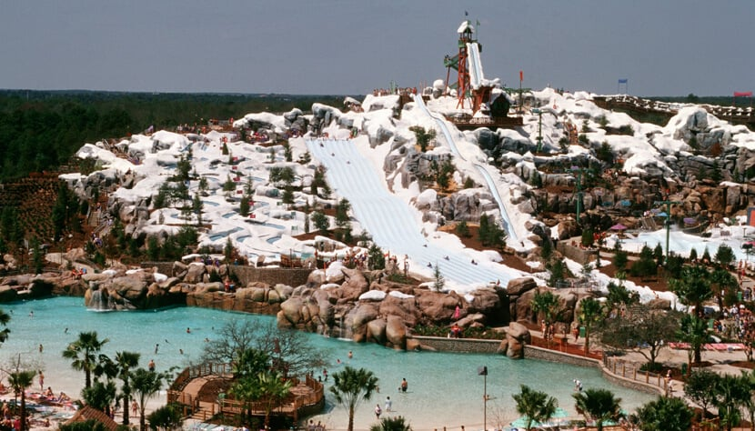 Disney´s Blizzard Beach Water Park