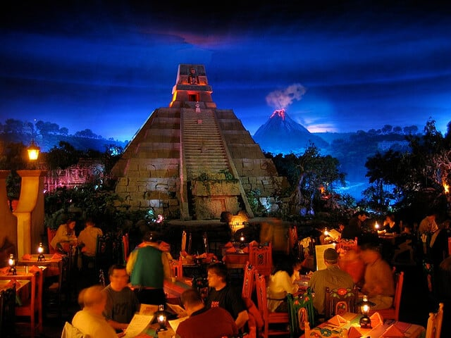 Restaurante do Epcot