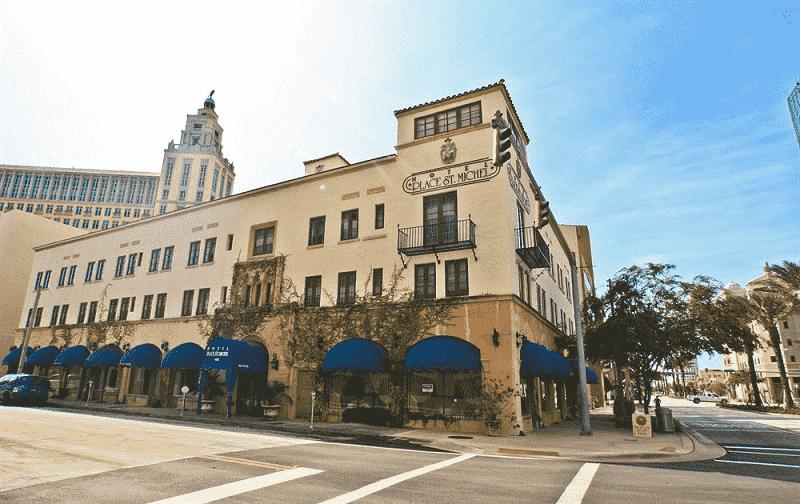 Hotel Place St Michel em Miami