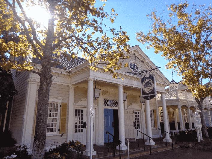 Liberty Tree Tavern na Disney em Orlando