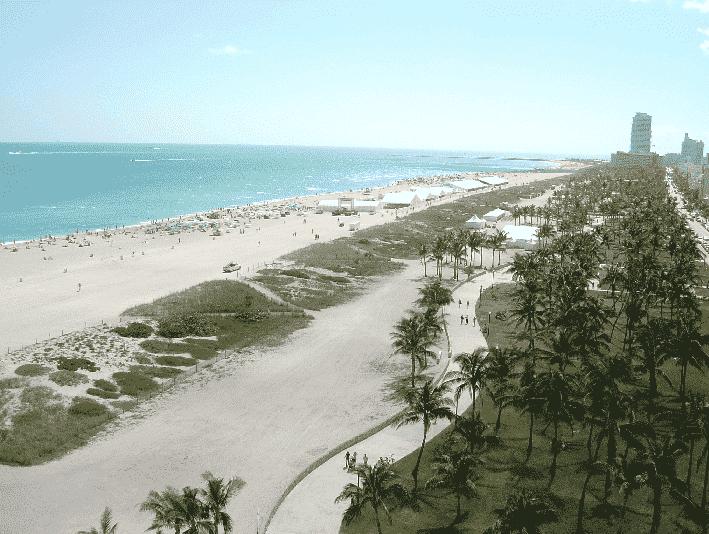 Lummus Park em Miami