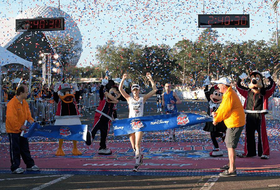 Walt Disney World Marathon Weekend em Orlando