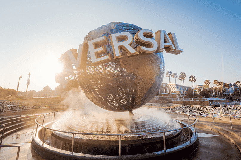 Parque Universal Studios em Orlando