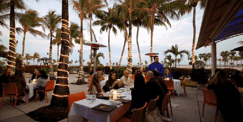 Red Fish Grill em Miami