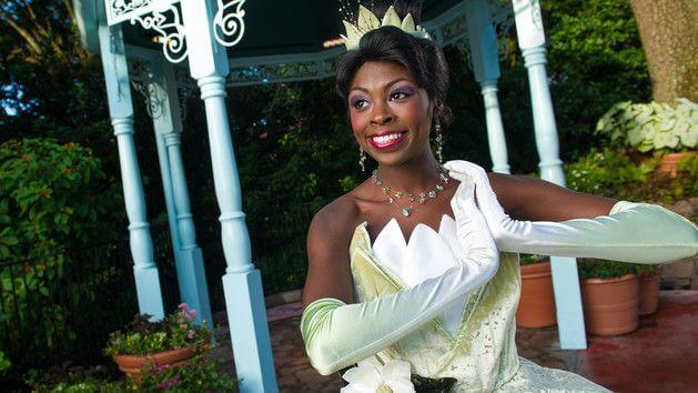 Tiana na Disney