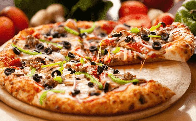 Pizza em Orlando