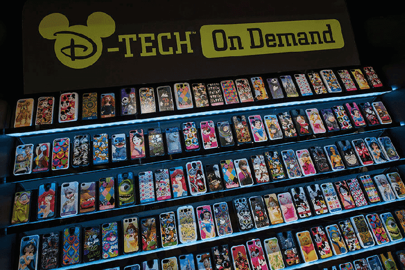 Loja Tech on Demand na Disney Springs em Orlando