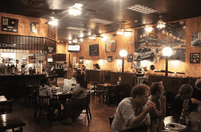 Pizzaria NYPD em Orlando