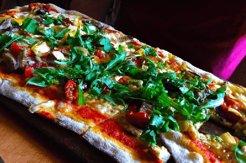 Pizza Rustica em Miami
