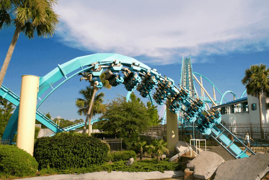 Parque Sea World em Orlando