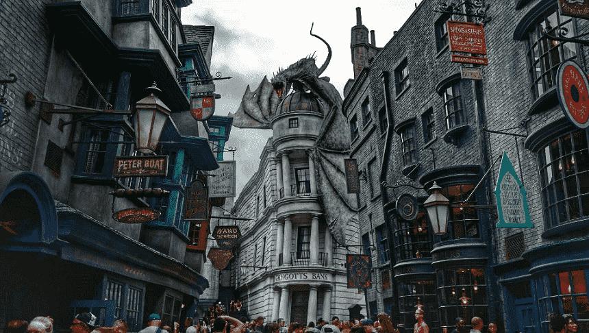 Parque Universal Studios
