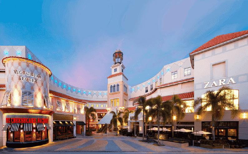 Aventura Mall em Miami