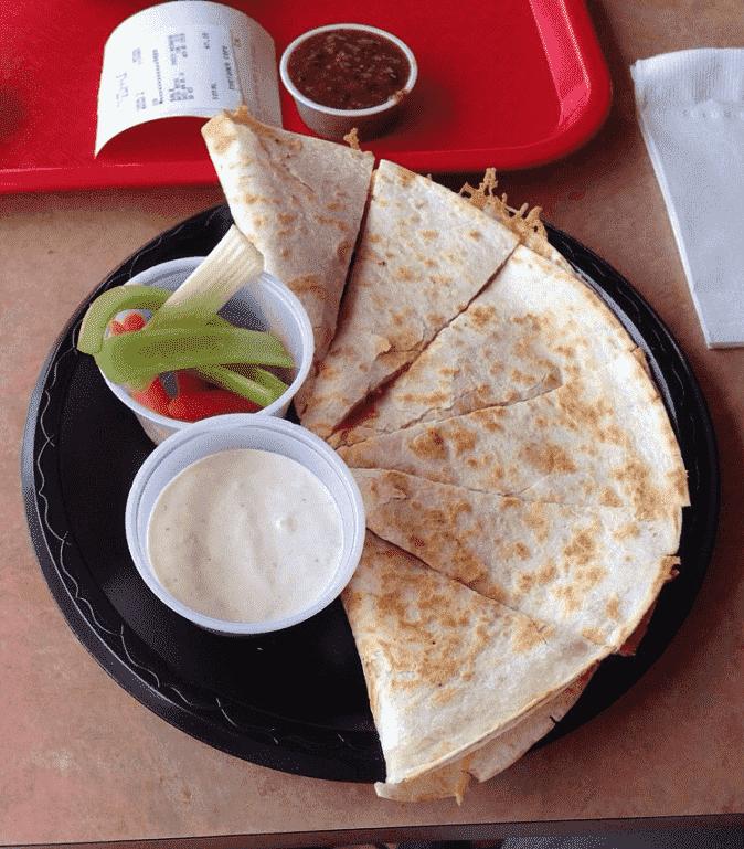Baja Burrito Kitchen em Orlando
