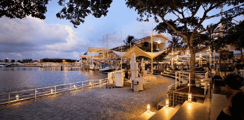 Bayside Marketplace em Miami