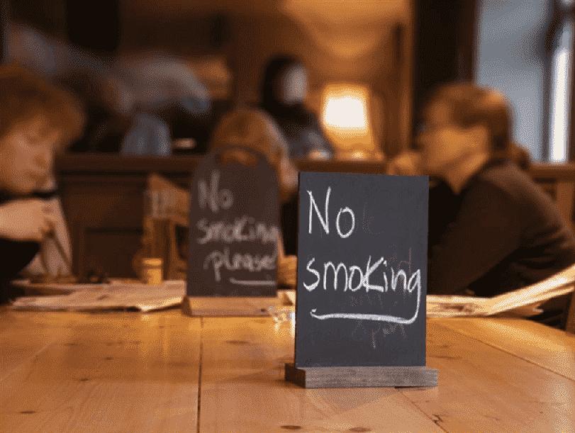Cigarros nos restaurantes em Orlando