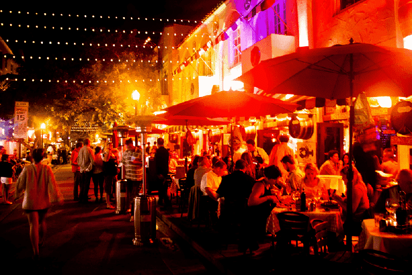 Española Way Market em Miami