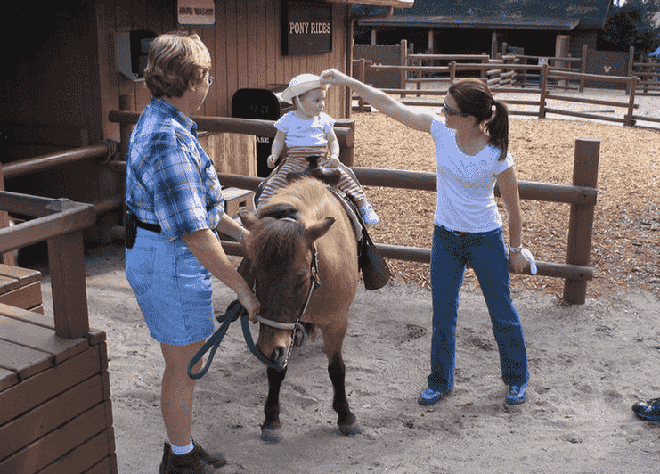 Fort Wilderness Petting Farm em Orlando