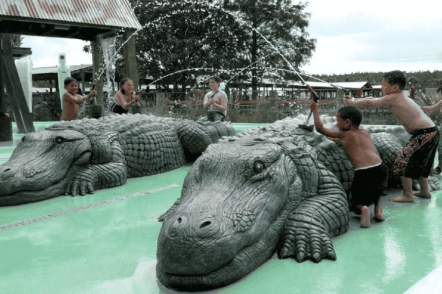 Gatorland em Orlando