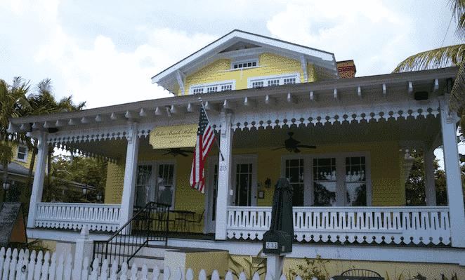 Hibiscus House em Miami