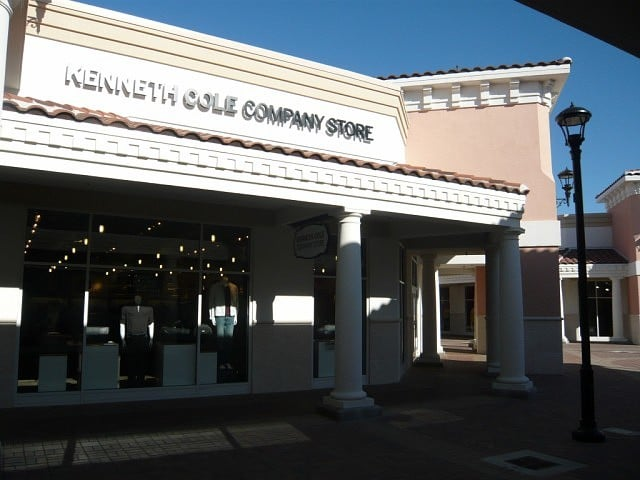 Kenneth Cole na International Drive em Orlando
