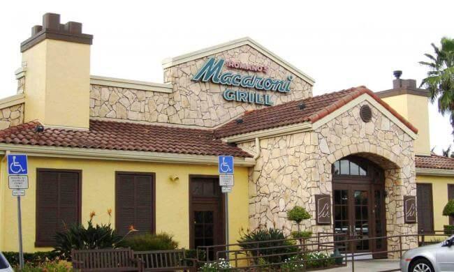 Romano's Macaroni Grill em Orlando