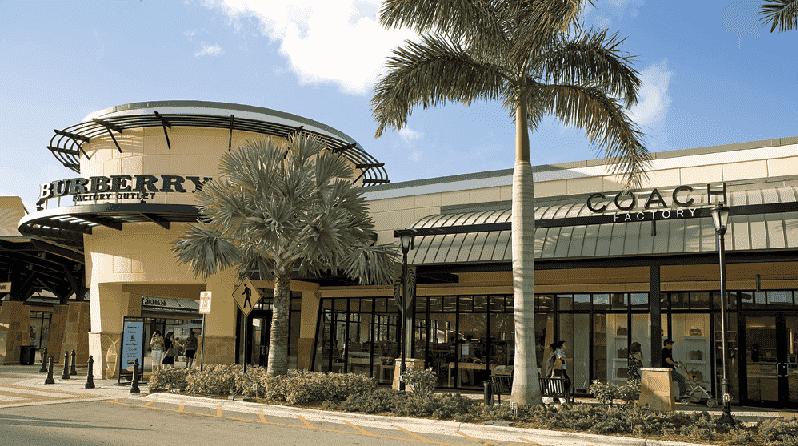 Sawgrass Mills Mall em Miami