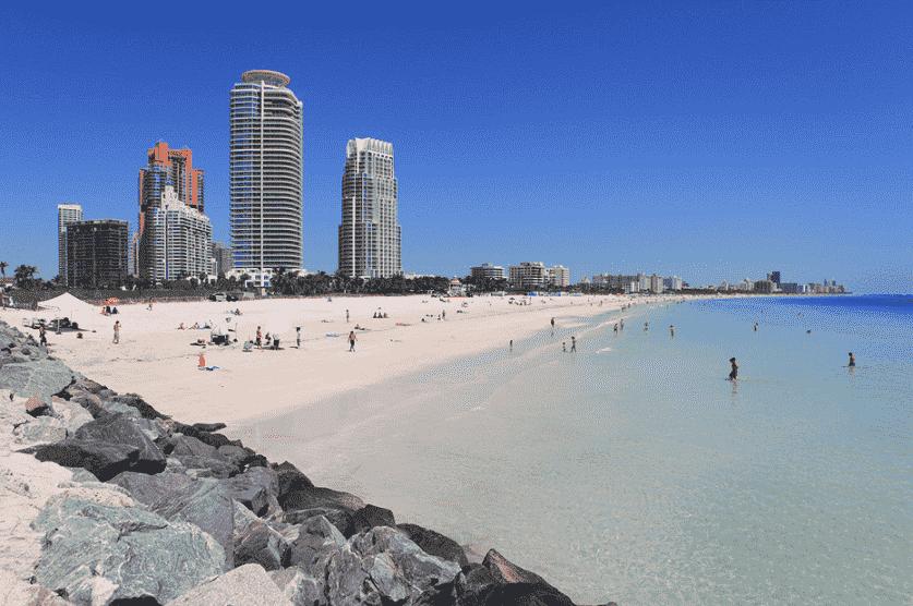 Como é North Beach em Miami