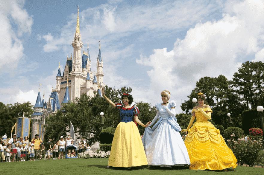 Passeio na Walt Disney World em Orlando
