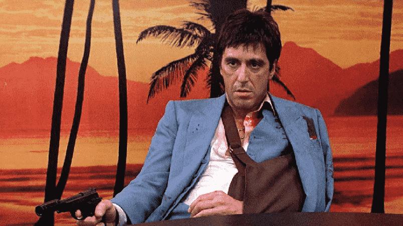 Filme Scarface gravado em Miami