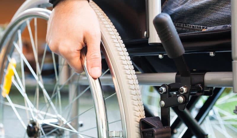 Deficientes físicos em Miami