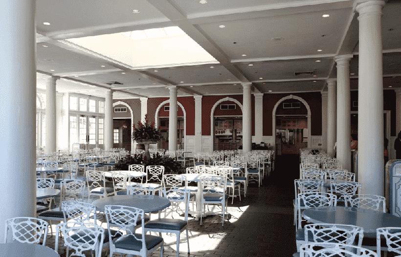Restaurante Liberty Inn na Disney em Orlando