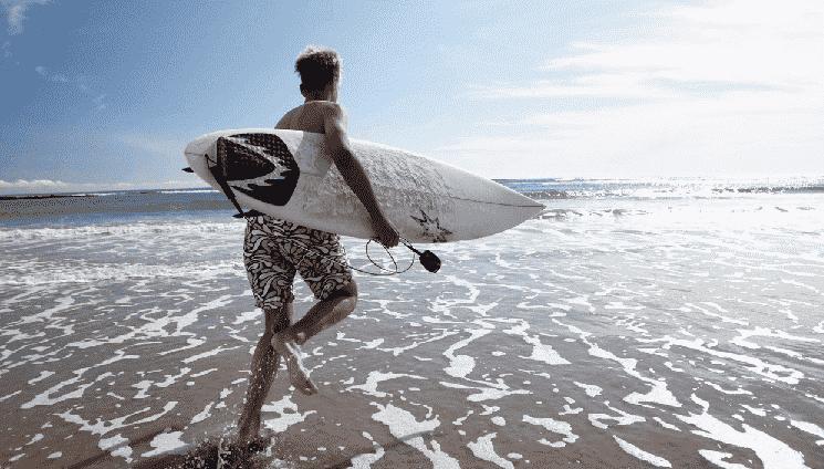 Surf em Miami