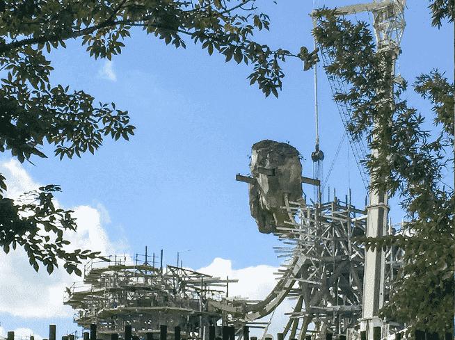 Área Pandora – The World of Avatar no Animal Kingdom em Orlando