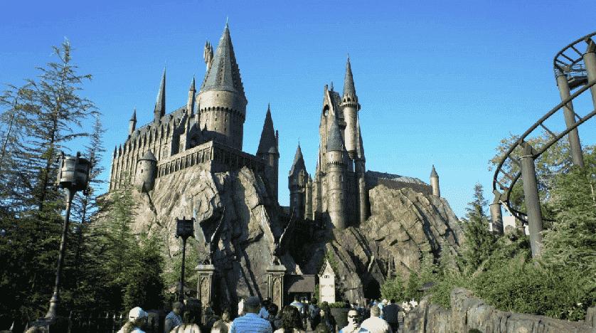 Nova atração do Hagrid no Parque do Harry Potter em Orlando