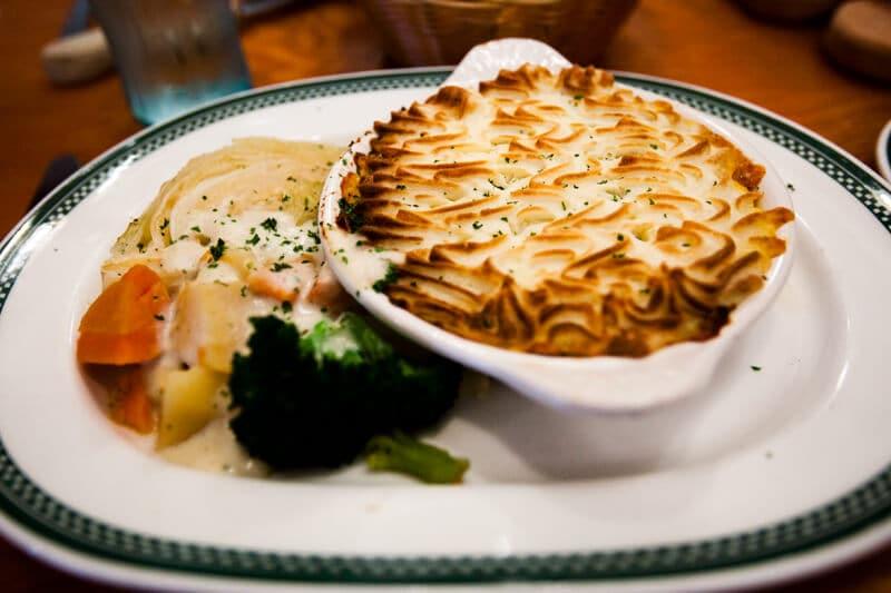 Restaurantes no New York no Universal Studios em Orlando