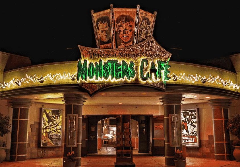 Restaurantes no Production Central no Universal Studios em Orlando