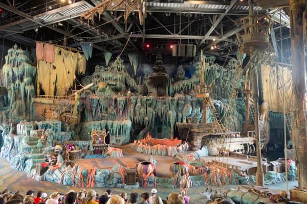 The Eighth Voyage of Sinbad Stunt Show no Islands of Adventure em Orlando
