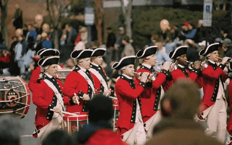 Aniversário de Washington, Washington's Birthday.